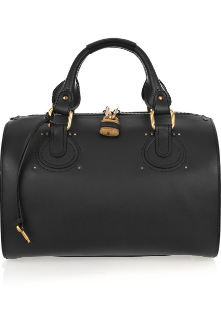 Chloé - Modelo: Aurore leather duffle bag